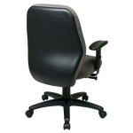 3121 Office Chair - Back