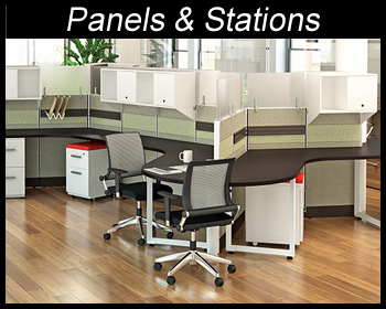 Panels and Stations